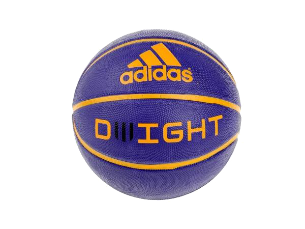 Adidas Dwight Logo Basketball