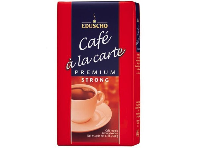 Eduscho Cafe a la Carte Premium Strong
