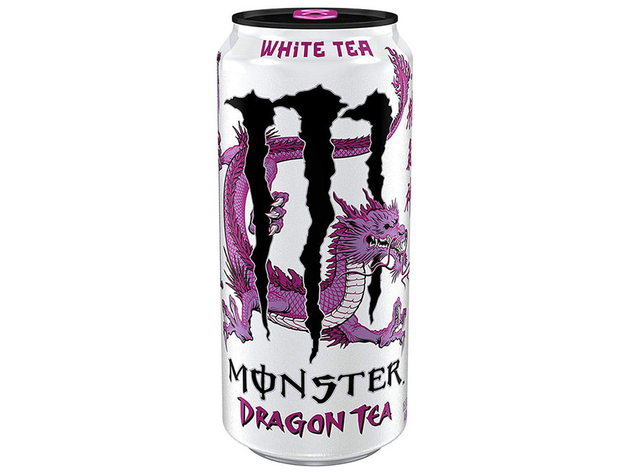 Monster Energy Dragon White Tea