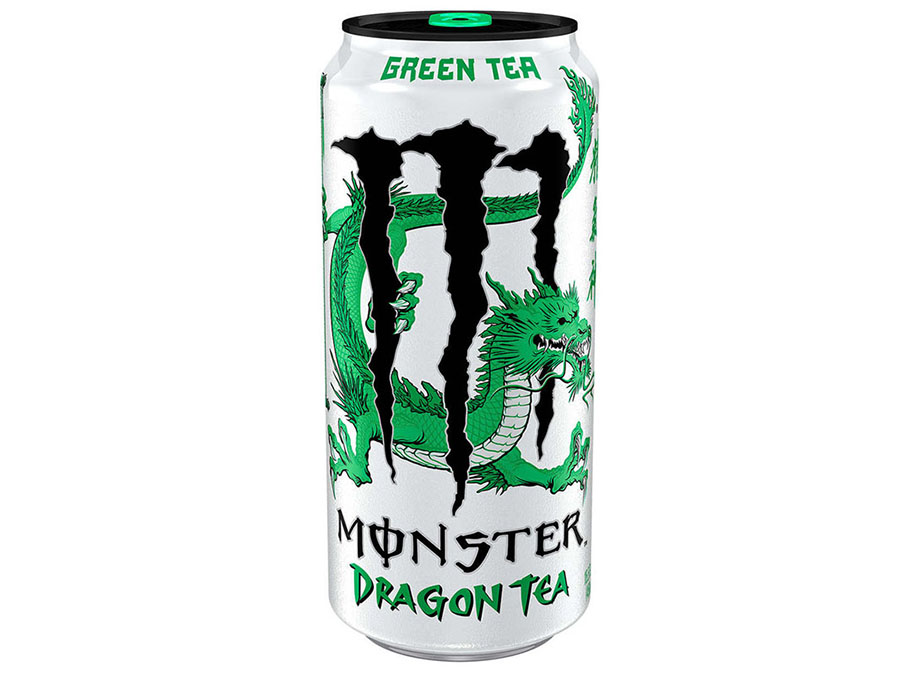 Monster Energy Dragon Green Tea