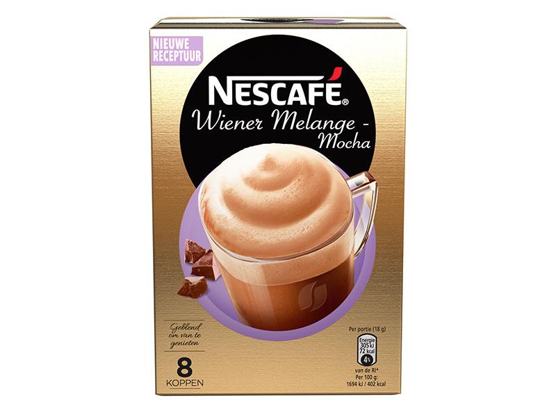 Nescafé Wiener Melange-Mocha