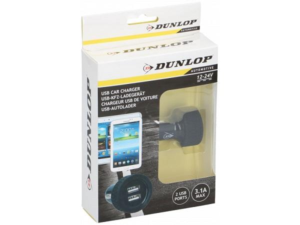 Dunlop USB Autolader 12-24V