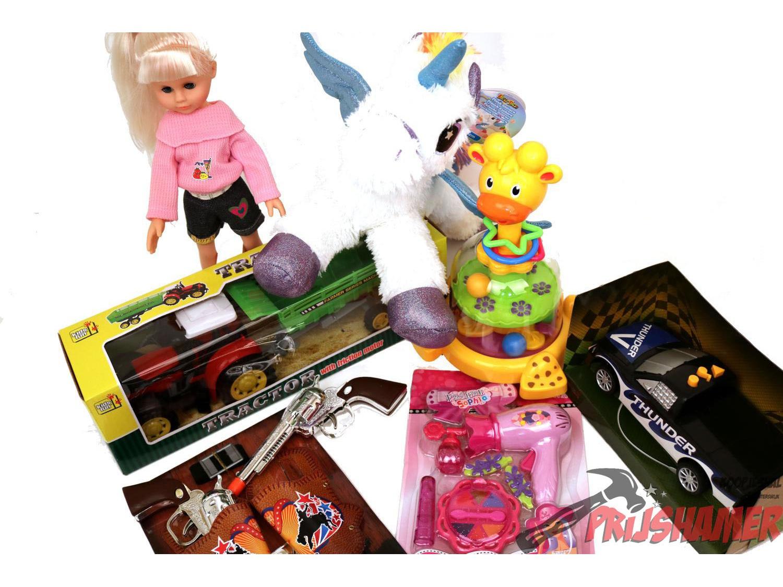 Speelgoed en Hobby