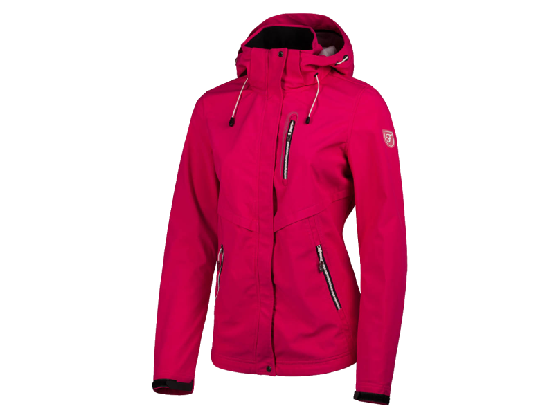 Falcon Gala Outdoor Jacket Roze