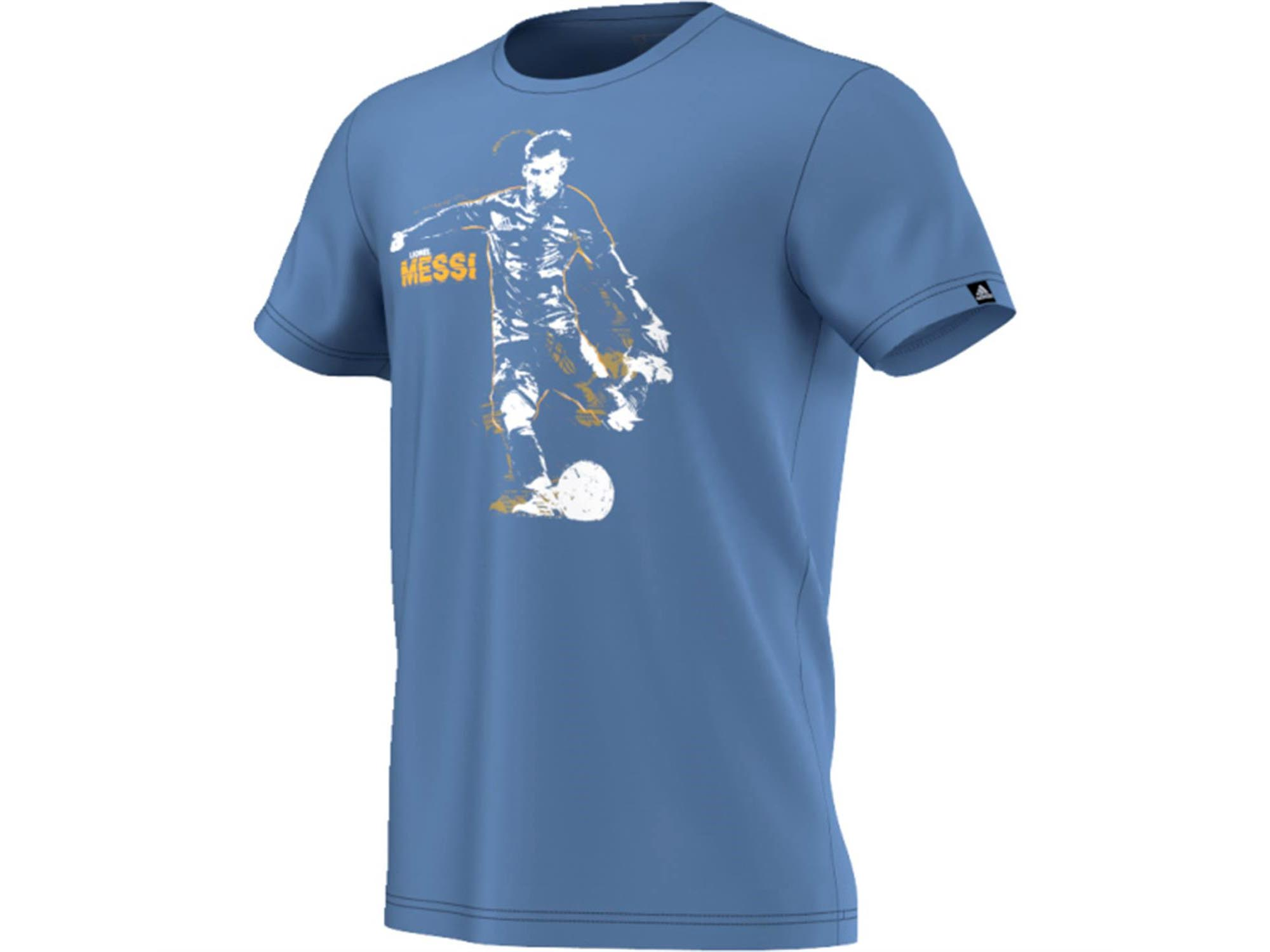 Adidas Lionel Messi Heren T-shirt