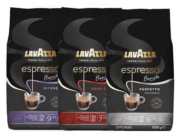 Lavazza Barista Proefpakket