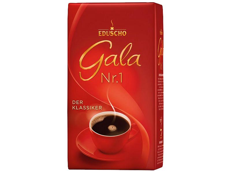 Eduscho Gala Nr.1 Filterkoffie
