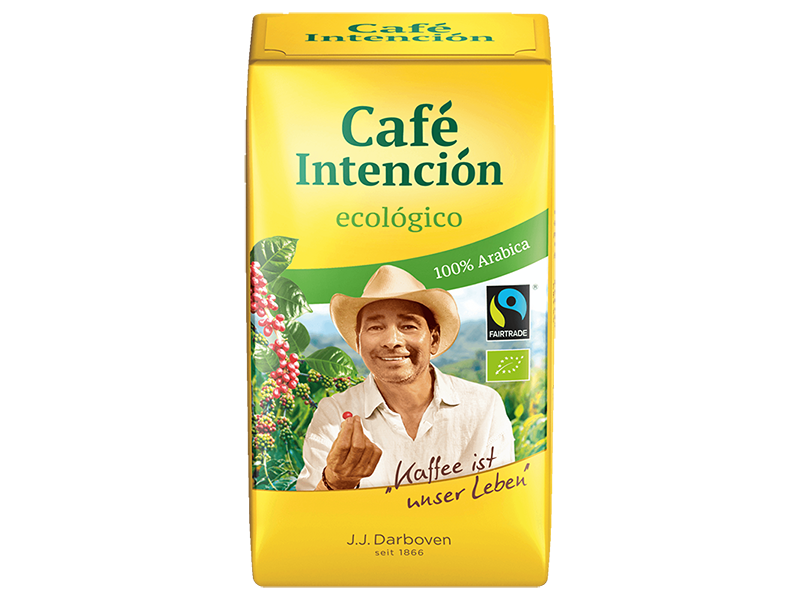 Café Intencion Ecologico