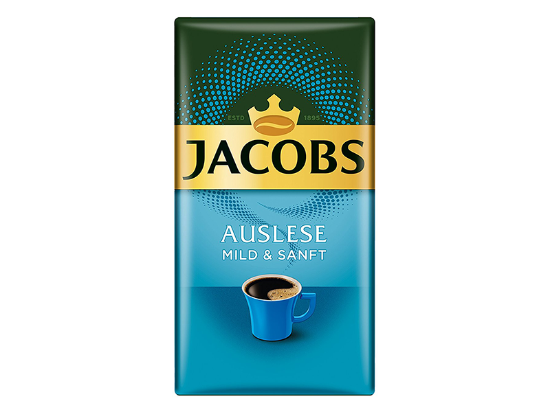 Jacobs Auslese Mild & Sanft