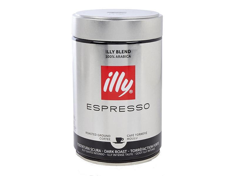Illy Espresso Dark Roast