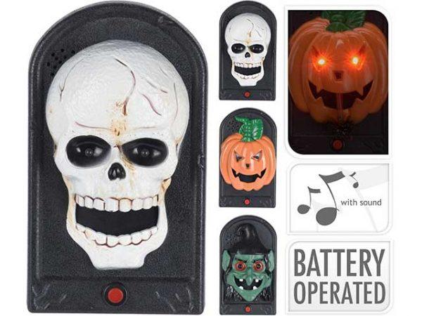 Halloween deurbel