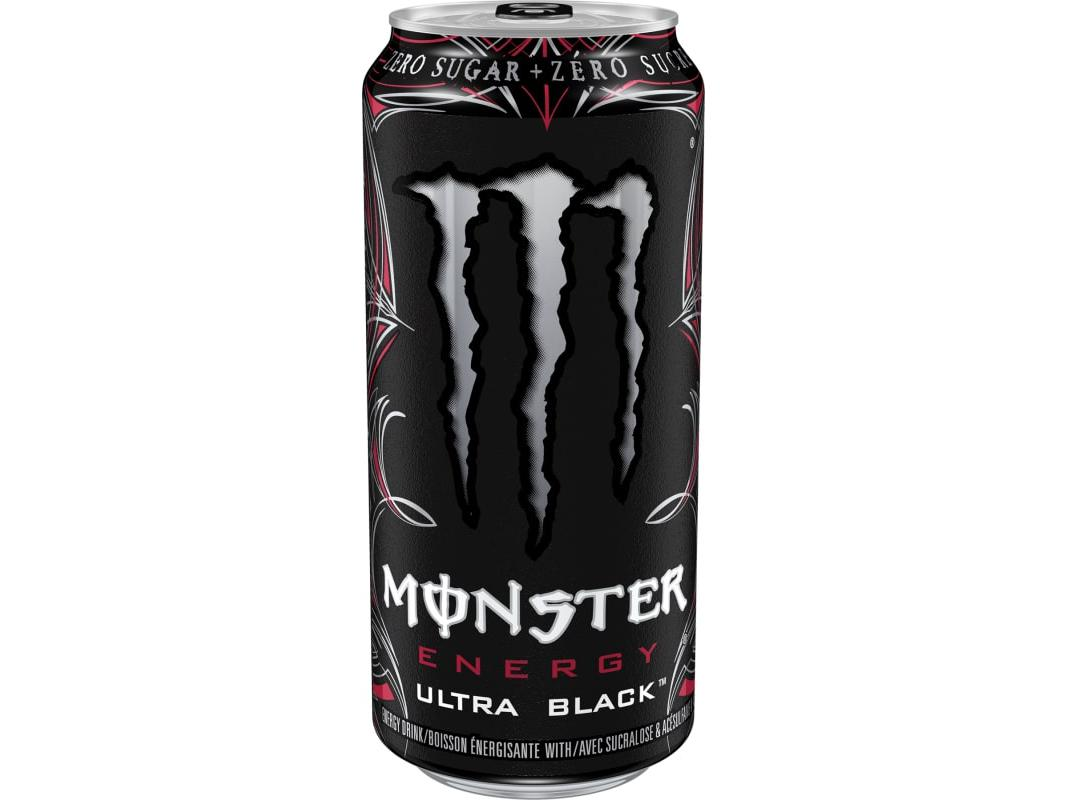 Monster Energy Ultra Black