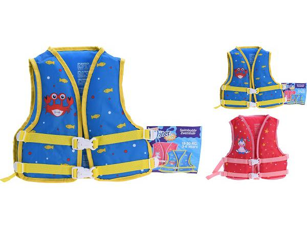 Zwemhulp voor kinderen