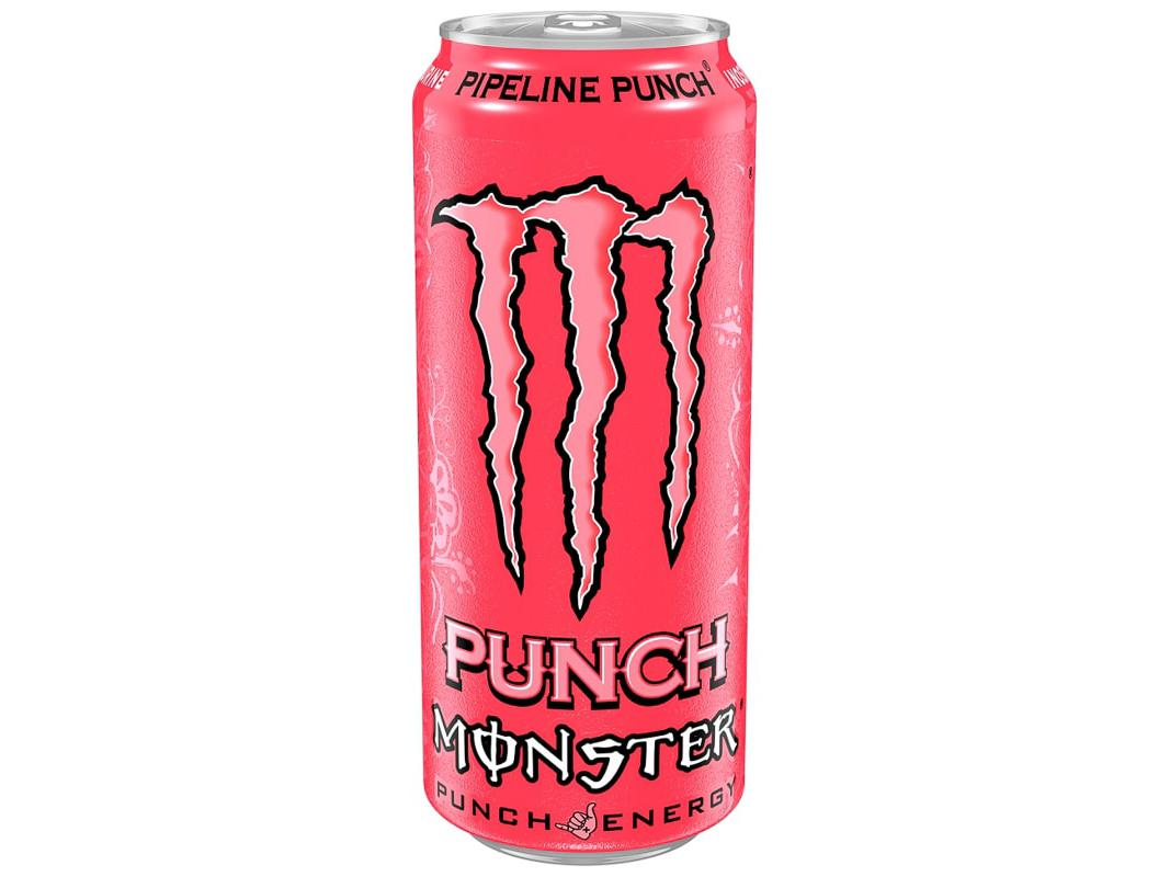 Monster Energy Punch