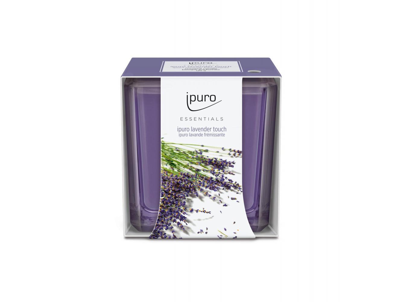 Ipuro Lavender Touch Geurkaars