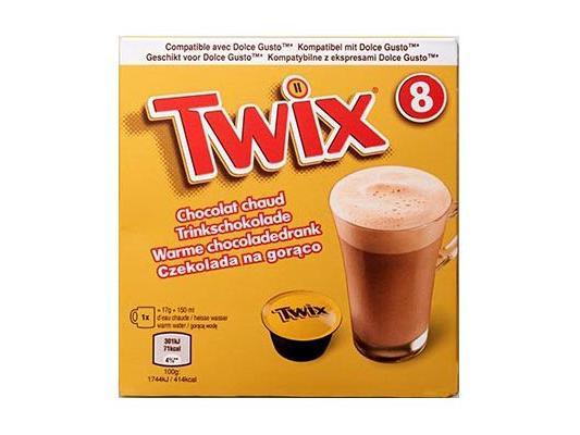 Twix Warme Chocoladedrank