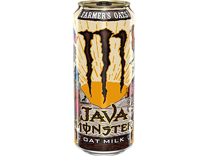 Monster Energy Java Oatmilk