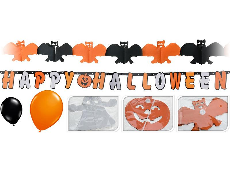 Feest set Halloween