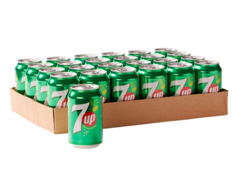 7Up Tray 330ml