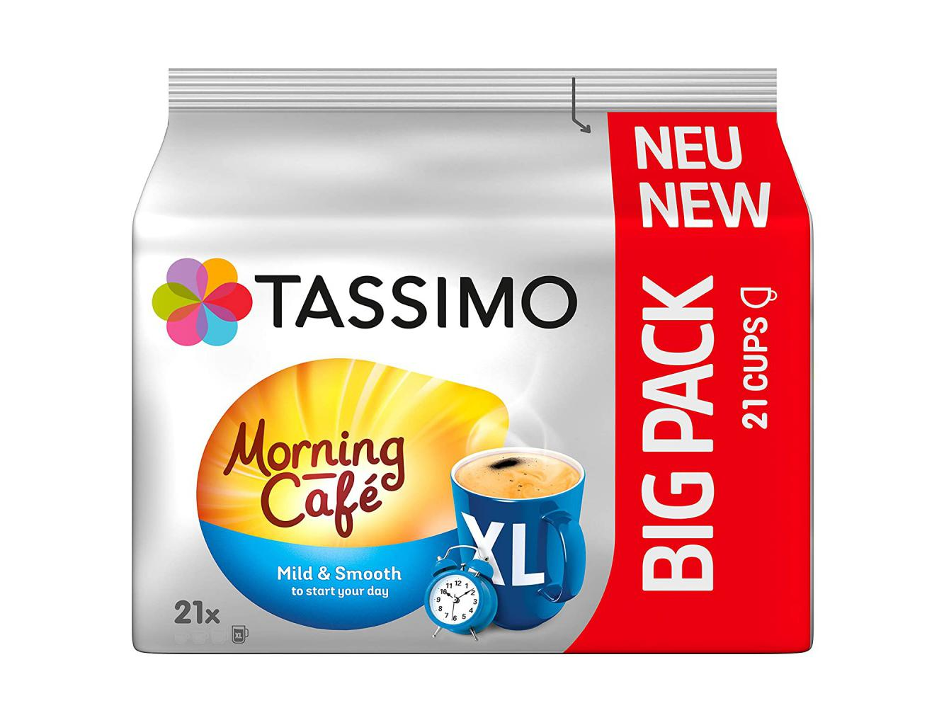 Tassimo Morning Café XL Mild & Smooth
