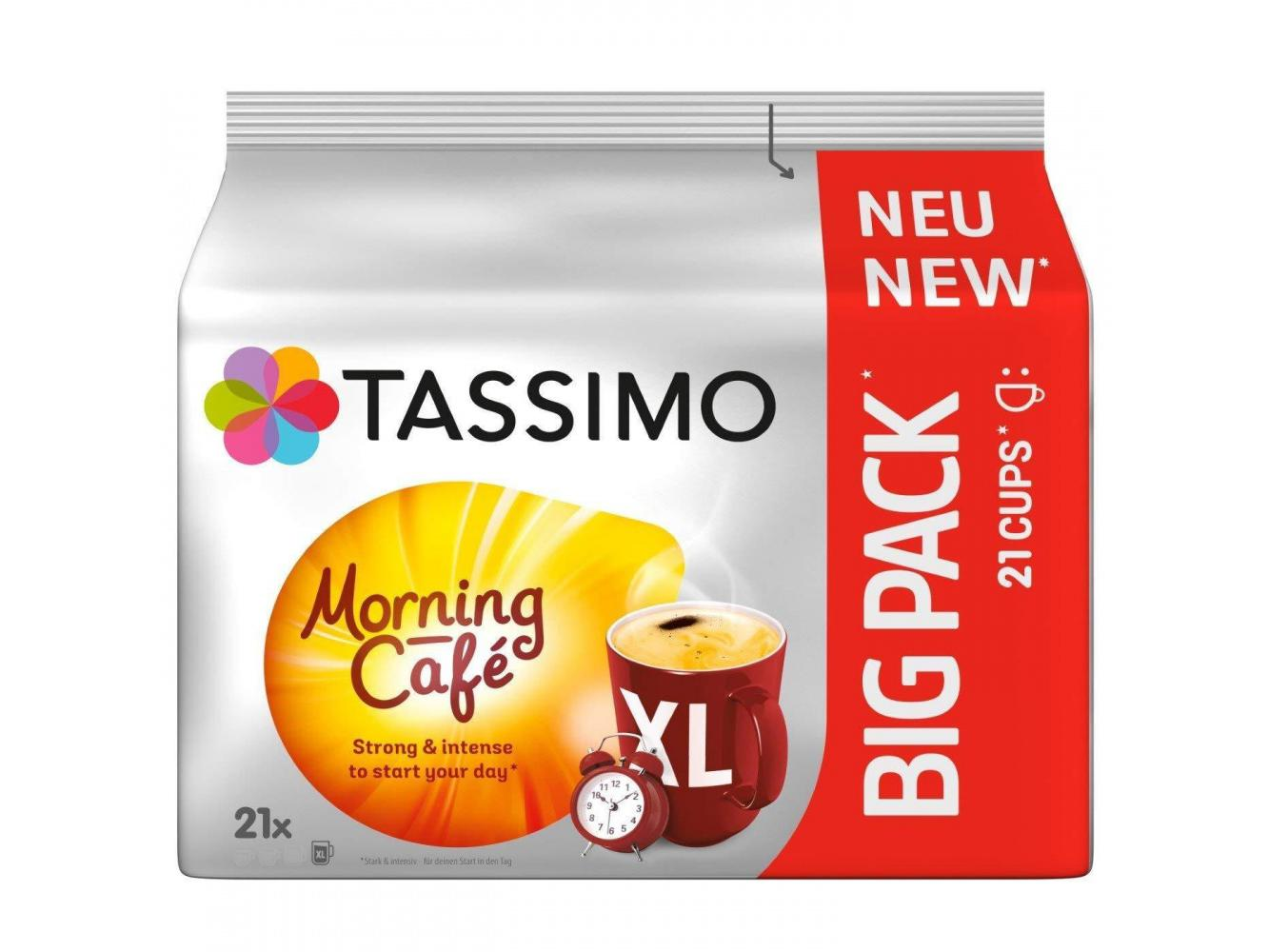 Jacobs Tassimo Morning Café XL Big Pack