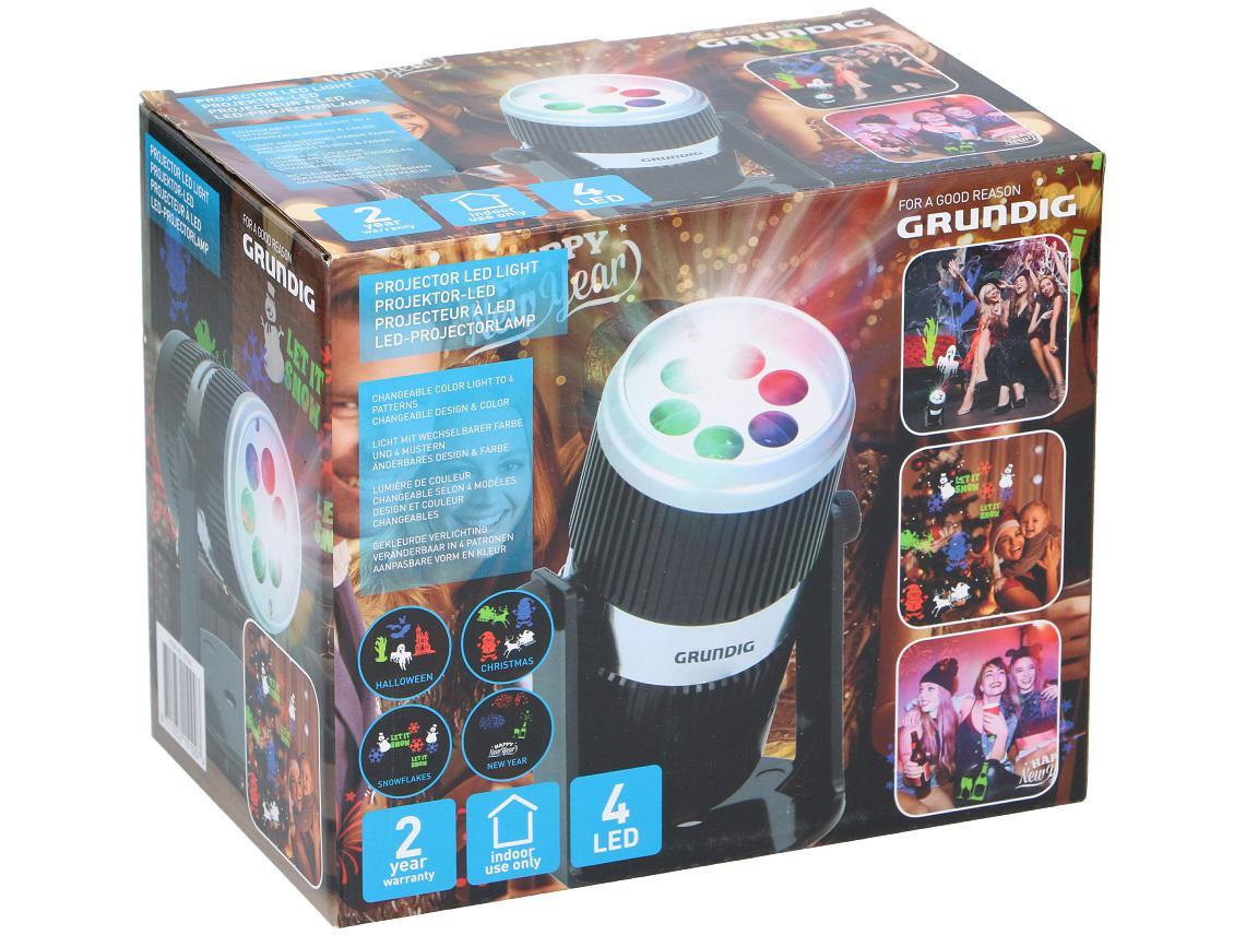Grundig LED-Projectorlamp