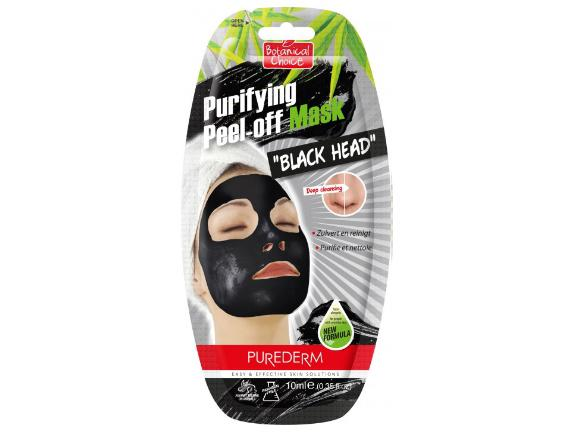 Purederm Peel-off Black Head Mask