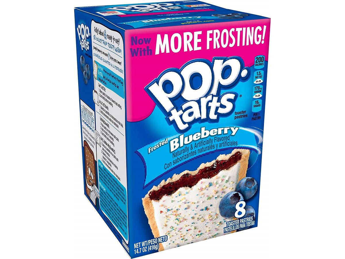 Pop-Tarts Blueberry