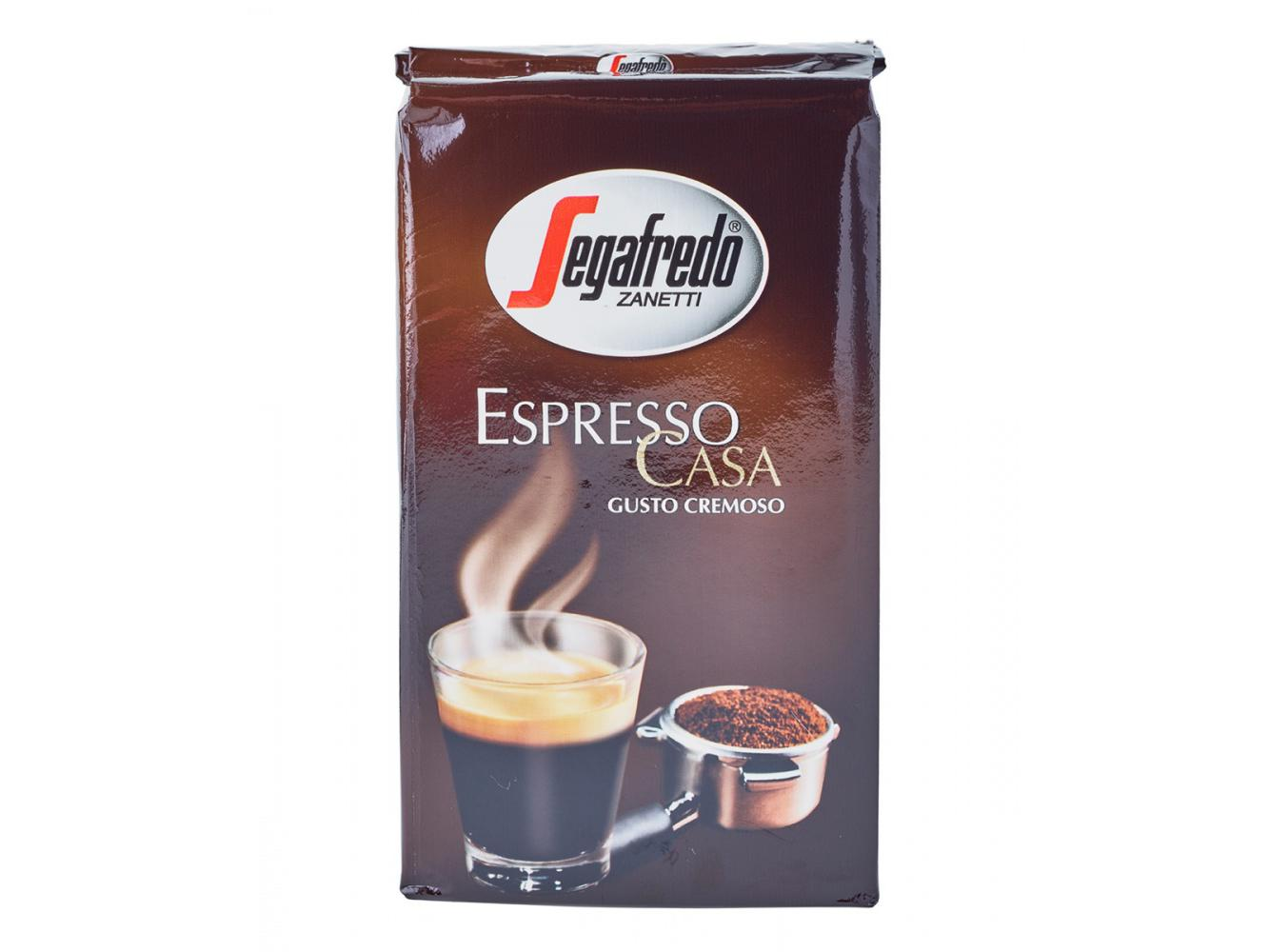 Segafredo Espresso Casa Filterkoffie