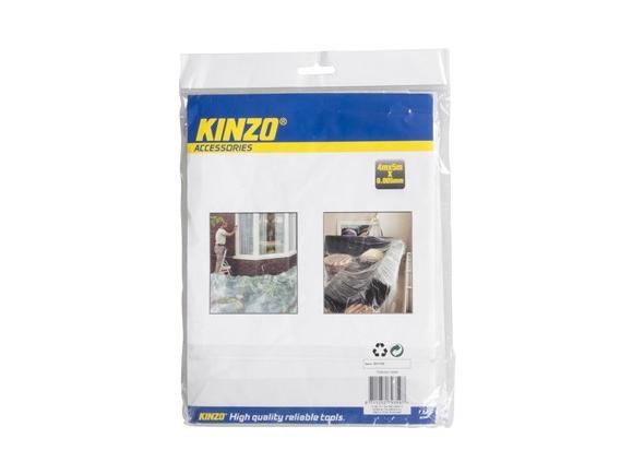 Kinzo Afdekfolie 4x5m