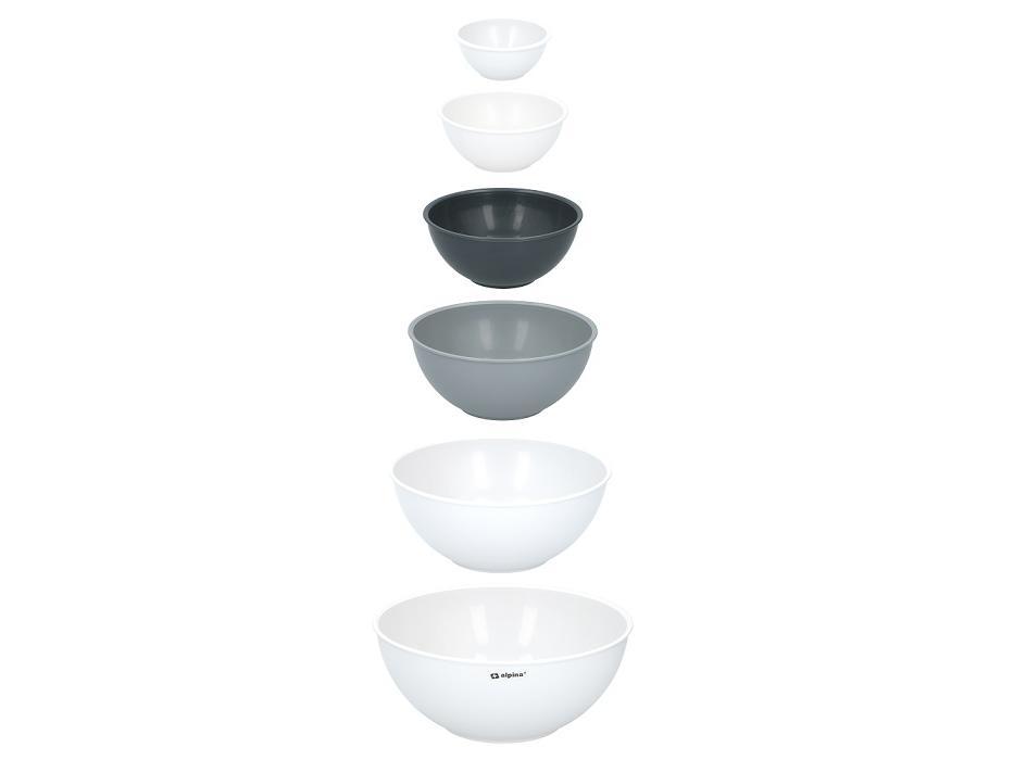 Alpina Mixing bowl 6pcs