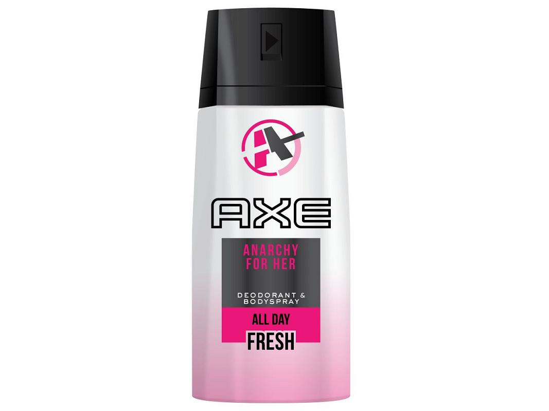 Axe Anarchy For Her Bodyspray