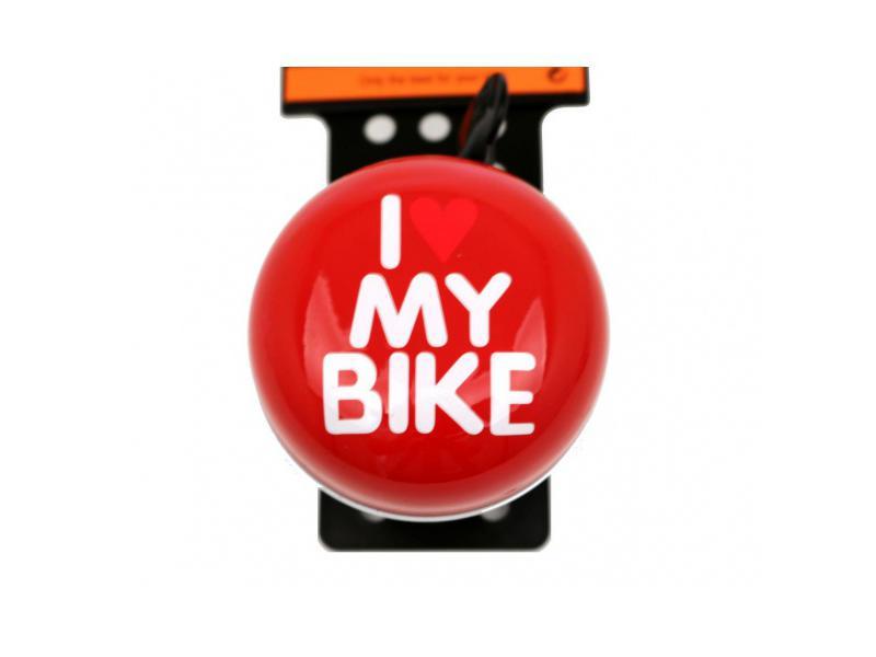 Benson Fietsbel I <3 My Bike