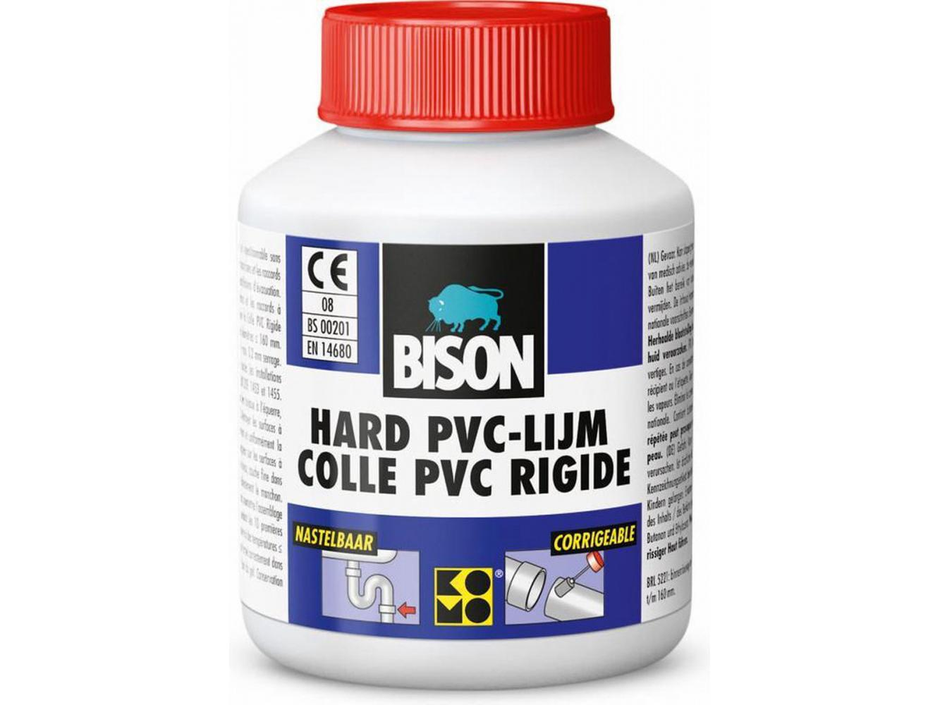 Bison Hard PVC-Lijm