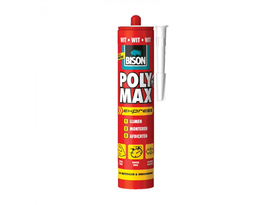 Bison Polymax Express wit