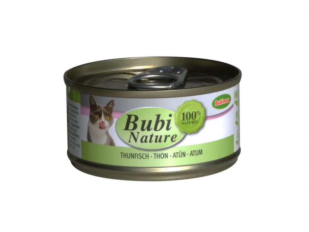 Bubi Nature Tonijn 70g