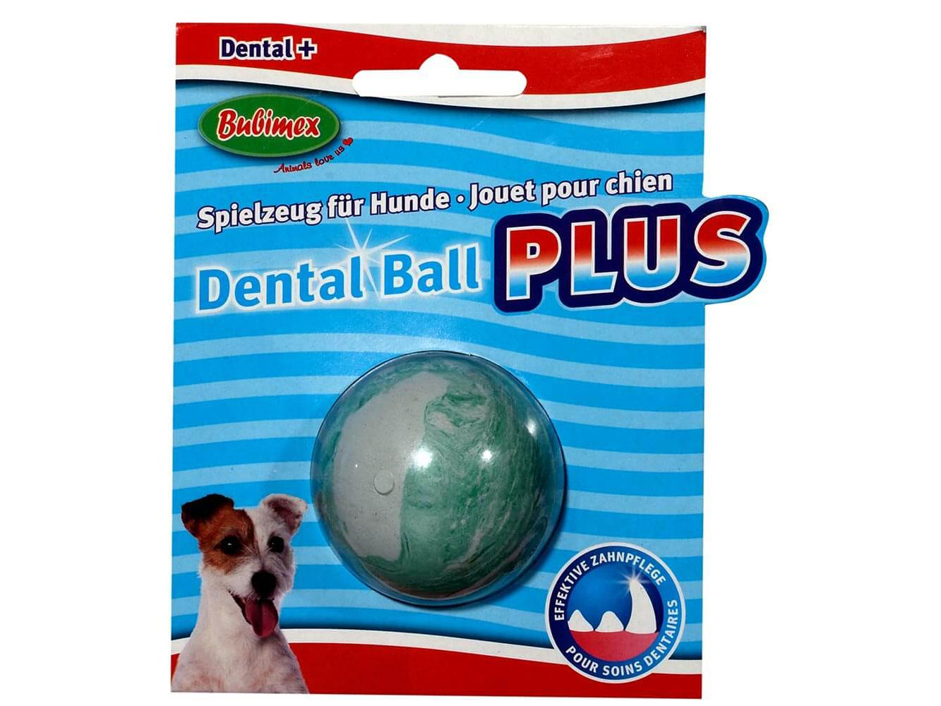 Bubimex Dental Ball Plus