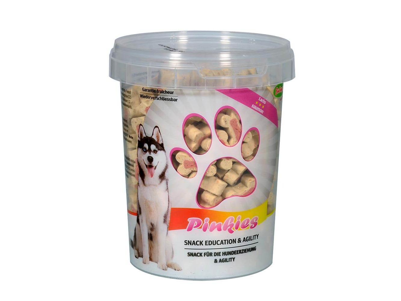 Bubimex Pinkies Bubi Snacks