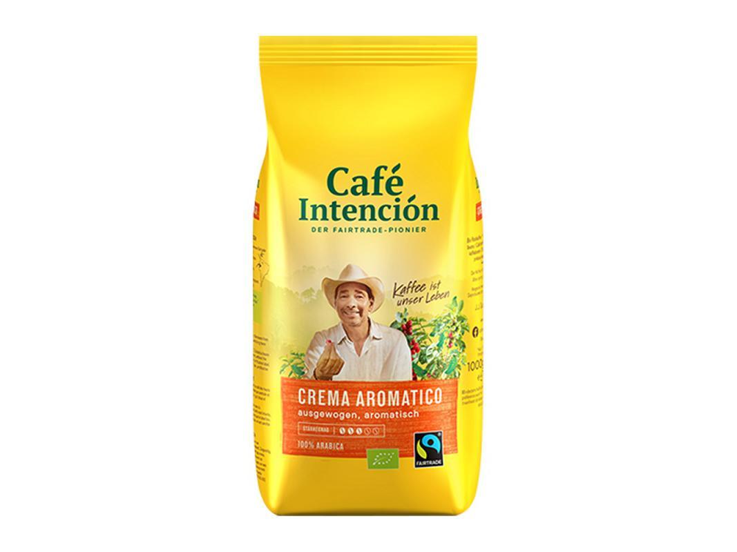 Café Intencion Ecologico Caffé Crema