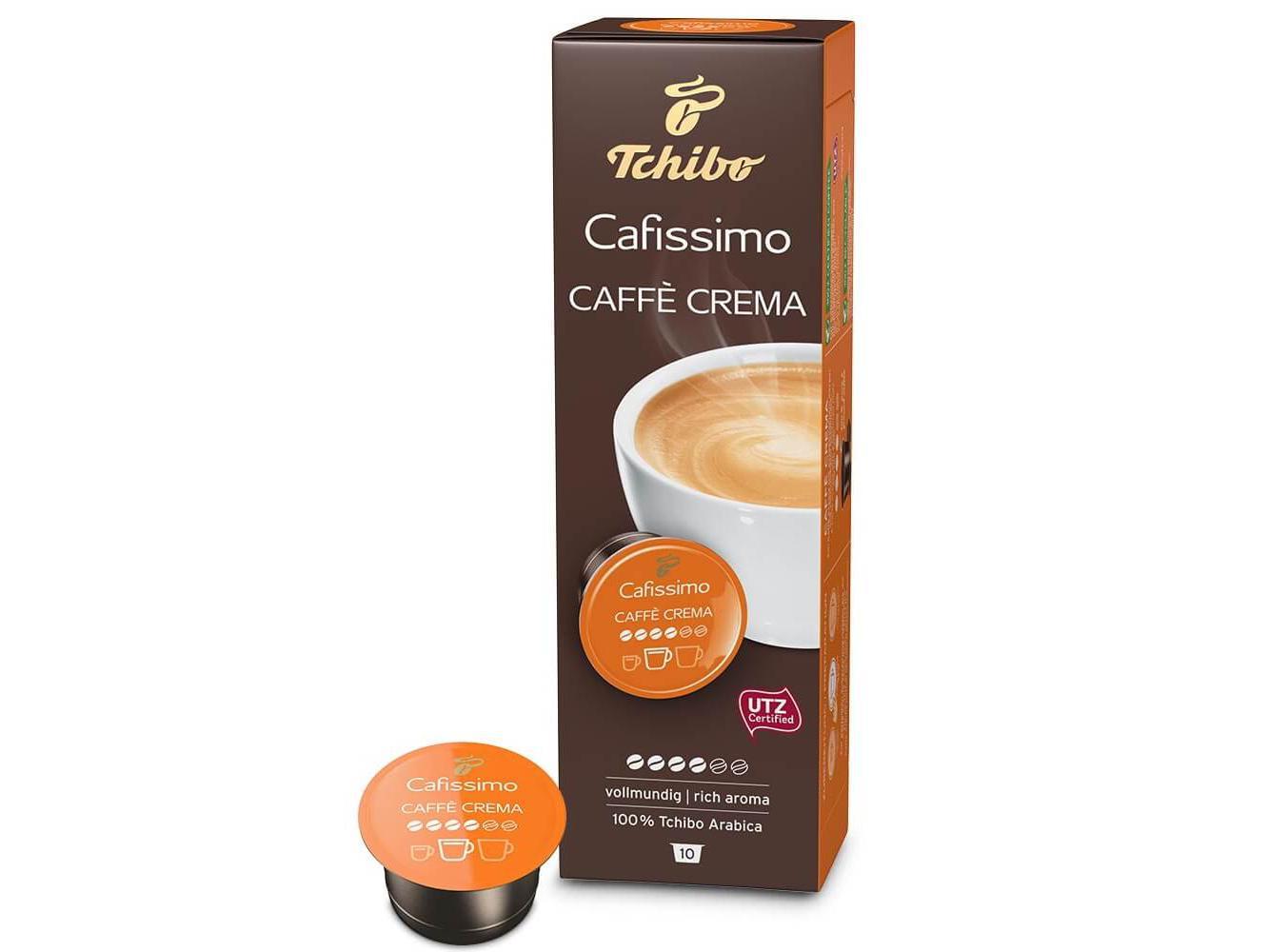Tchibo Cafissimo Caffe Crema Rich aroma