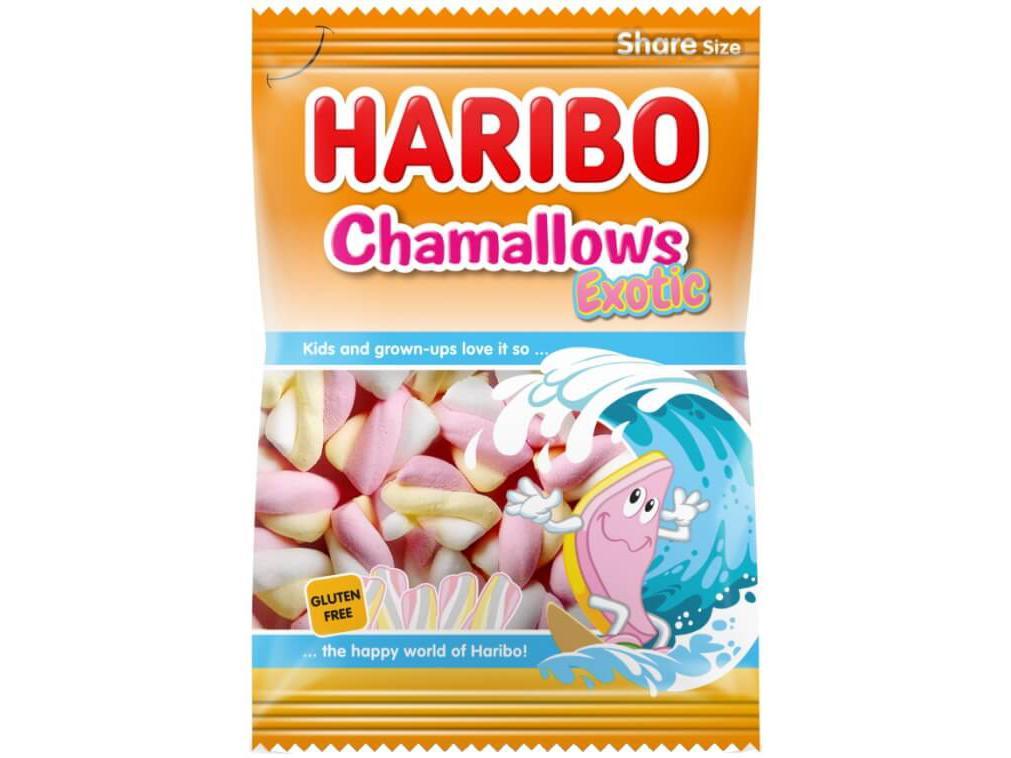 Haribo Chamallows Exotic