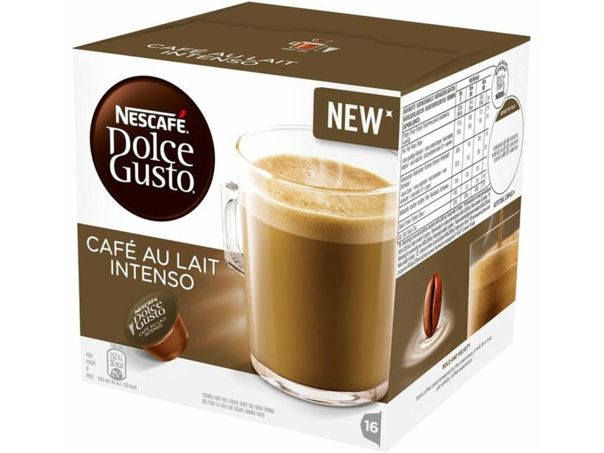 Dolce Gusto Cafe au Lait Intenso