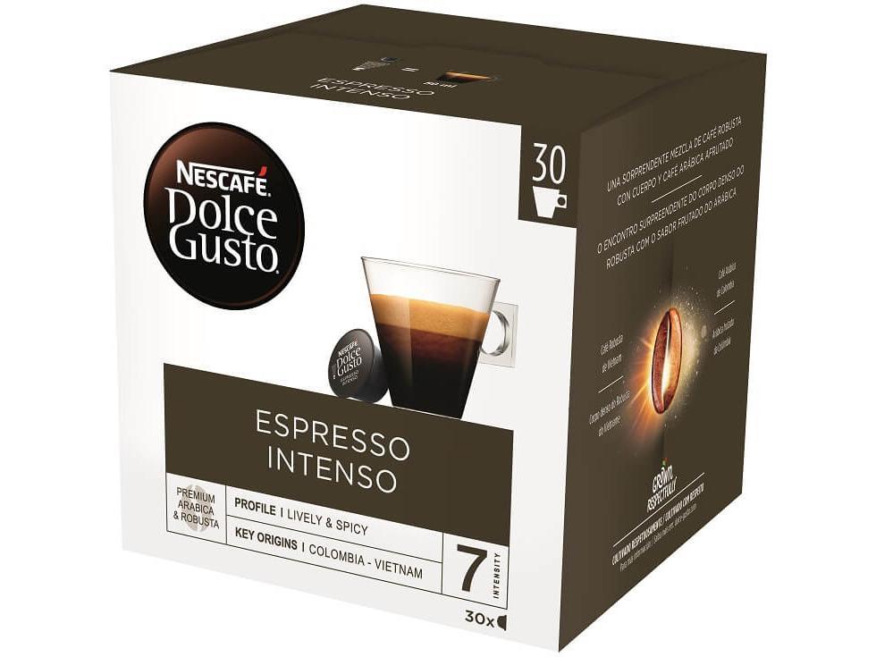 Dolce Gusto Espresso Intenso XL