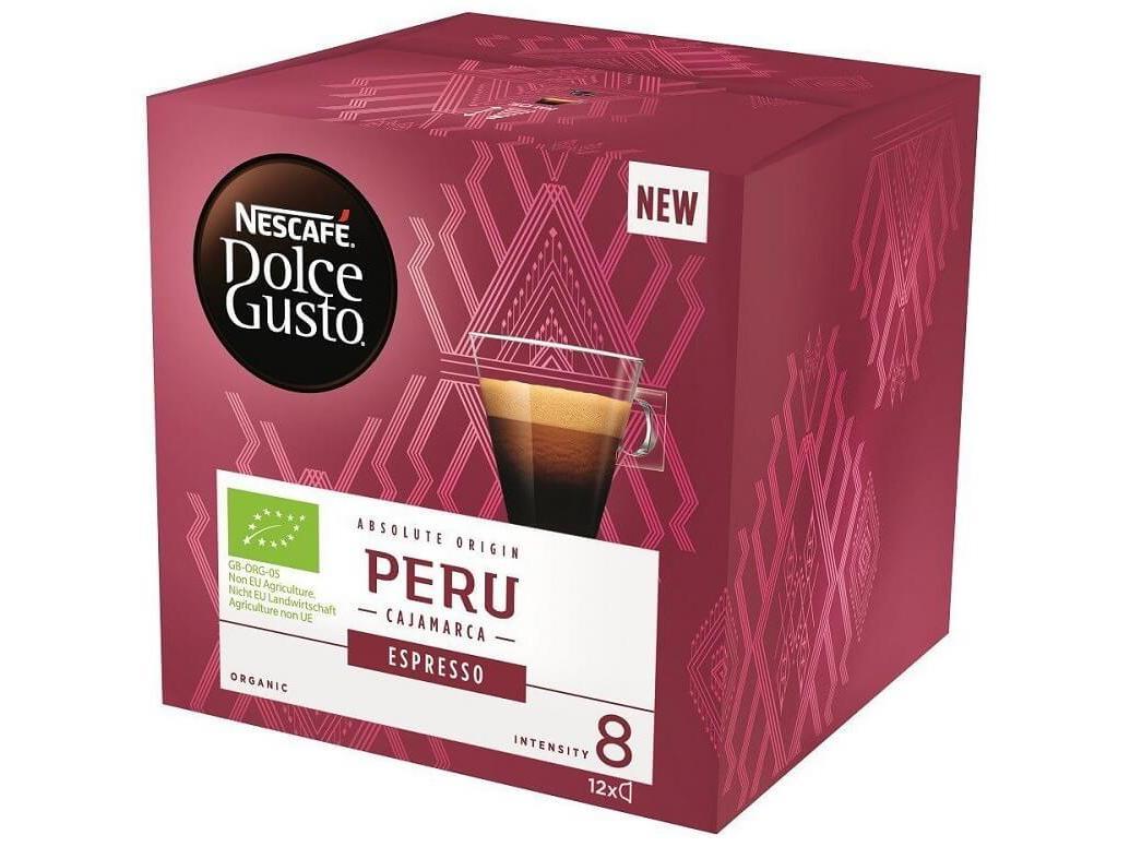 Dolce Gusto Espresso Peru
