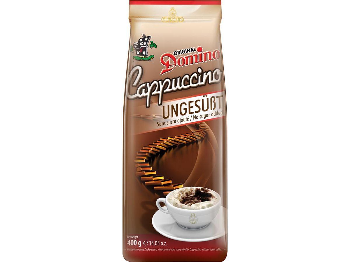Domino Cappuccino Ongezoet