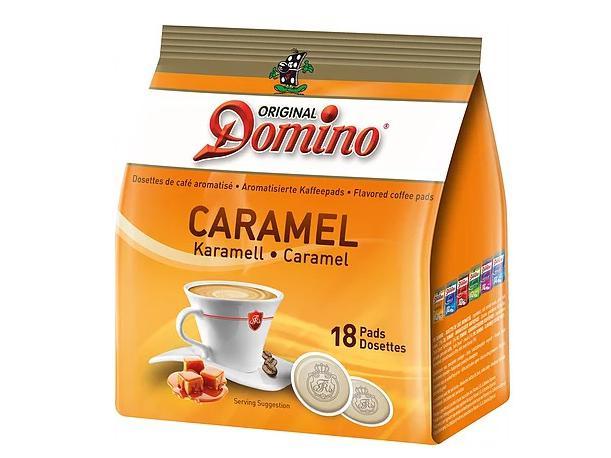 Domino Caramel