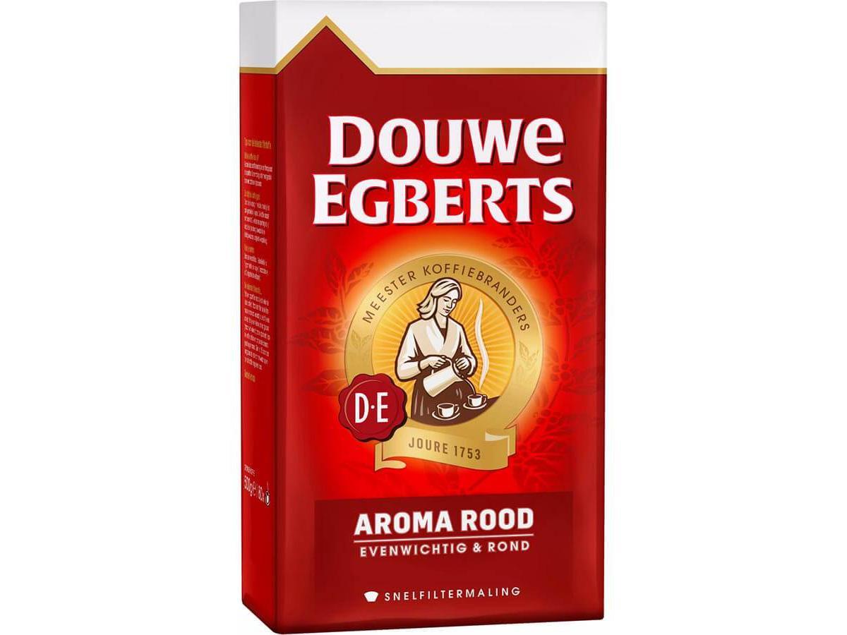 Douwe Egberts Aroma Rood Filter
