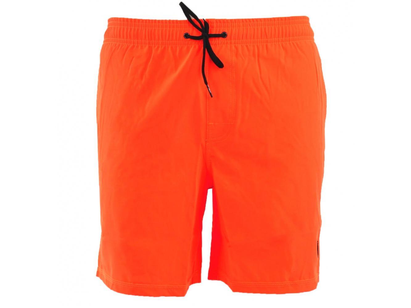 Falcon Zwembroek Dray Neon Oranje
