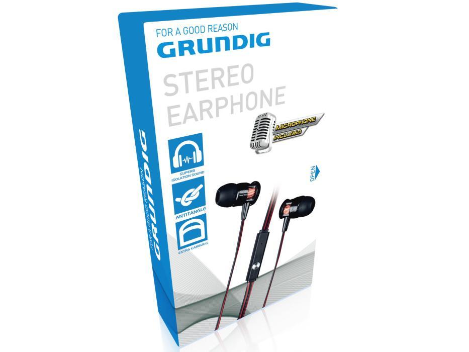 Grundig Stereo Earphone