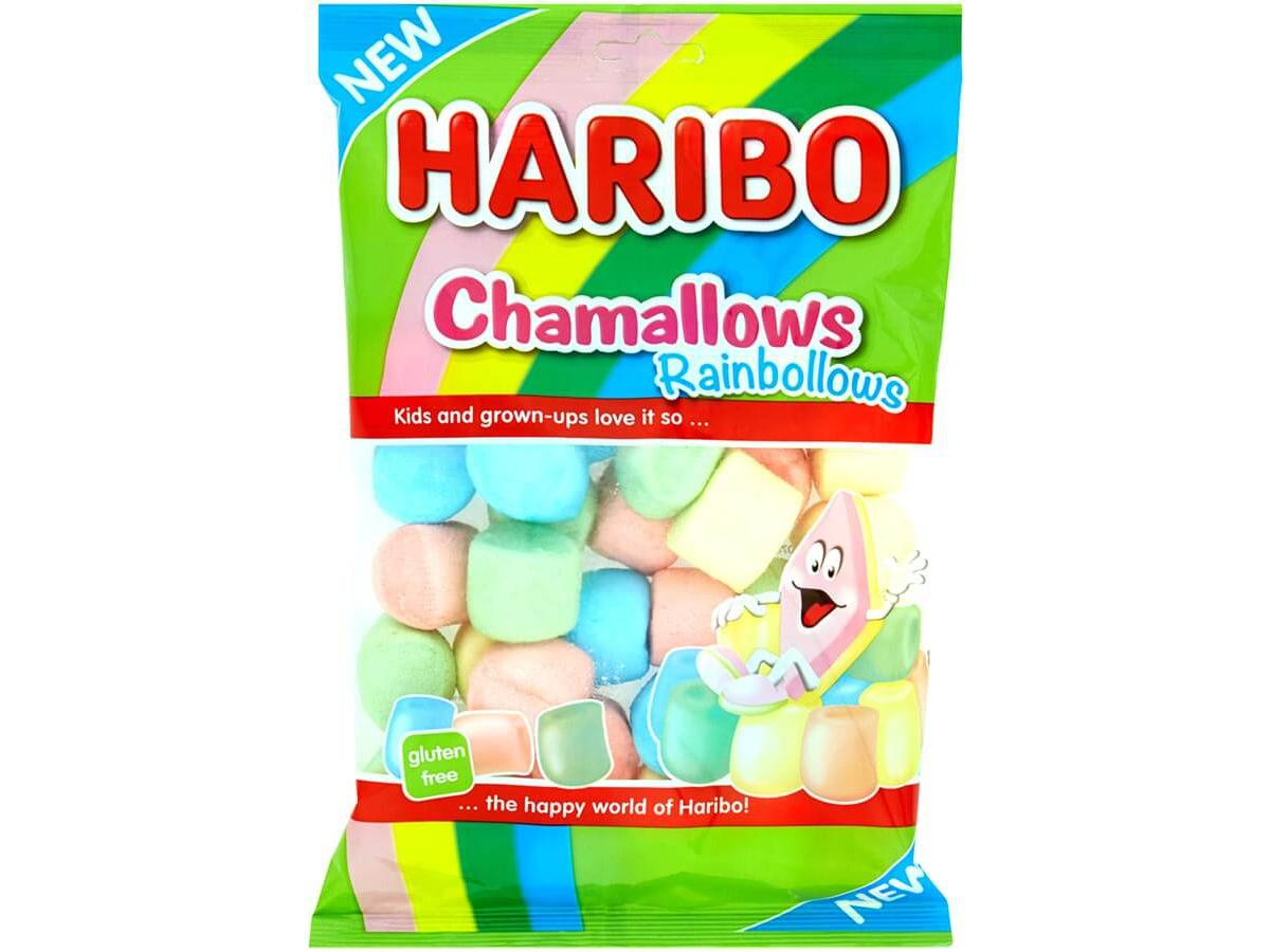 Haribo Chamallows Rainbollows